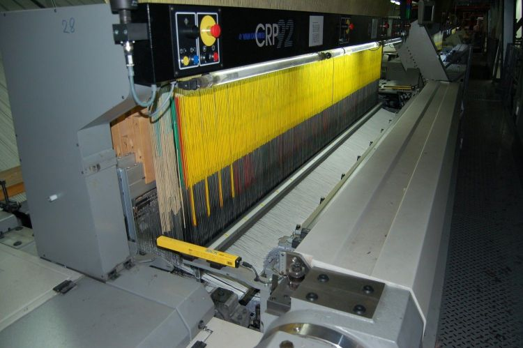 Van De Wiele Crp 92 430 Carpet Looms Weaving Unica